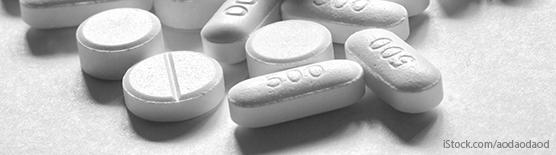 blanda paracetamol och ibuprofen