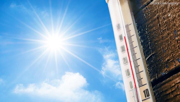 Kontrollera temperatur och besiktiga läkemedel vid